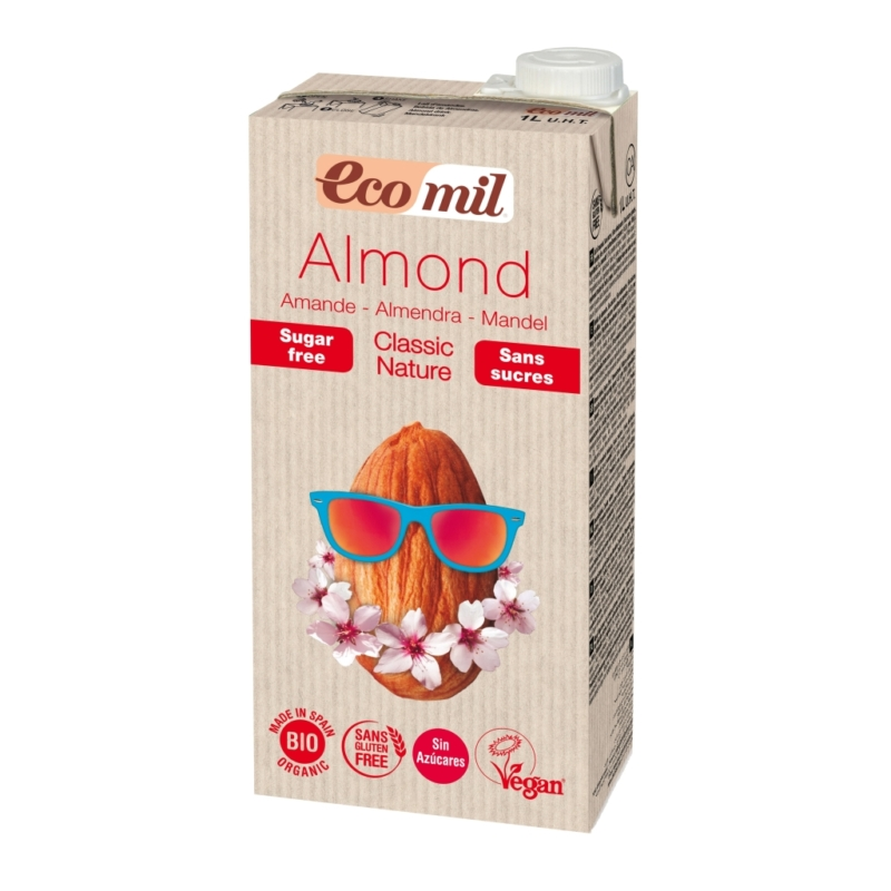EcoMil_bio_mandulaital_edesíto_nelkul