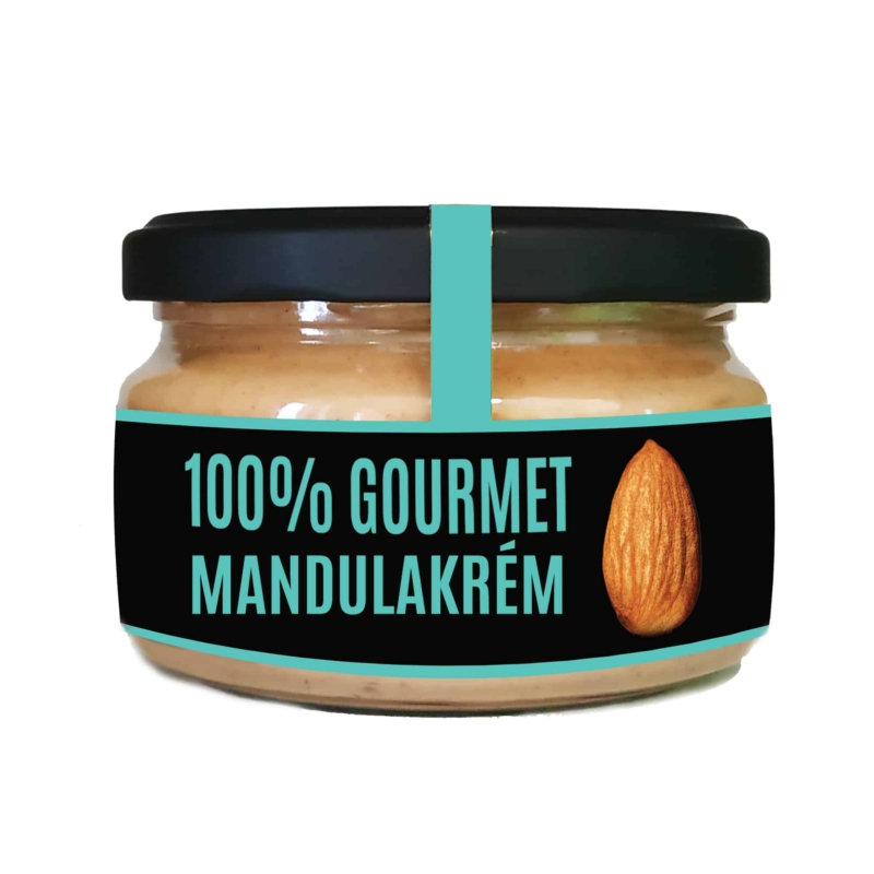 VALENTINE'S 100% GOURMET MANDULAKRÉM – 200G